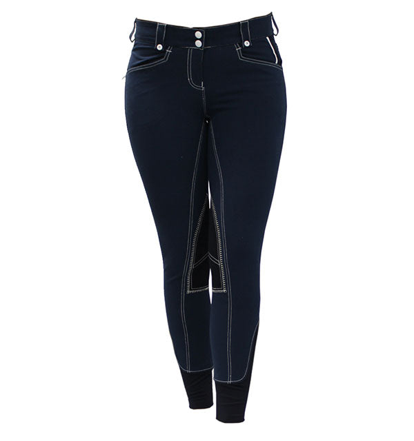 Adalie Breeches Navy - The Polished Rider