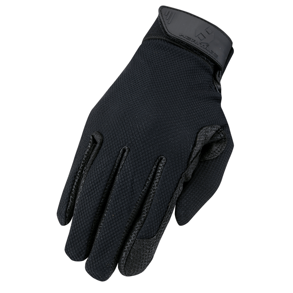 Tackified Performance Glove - The Polished Rider