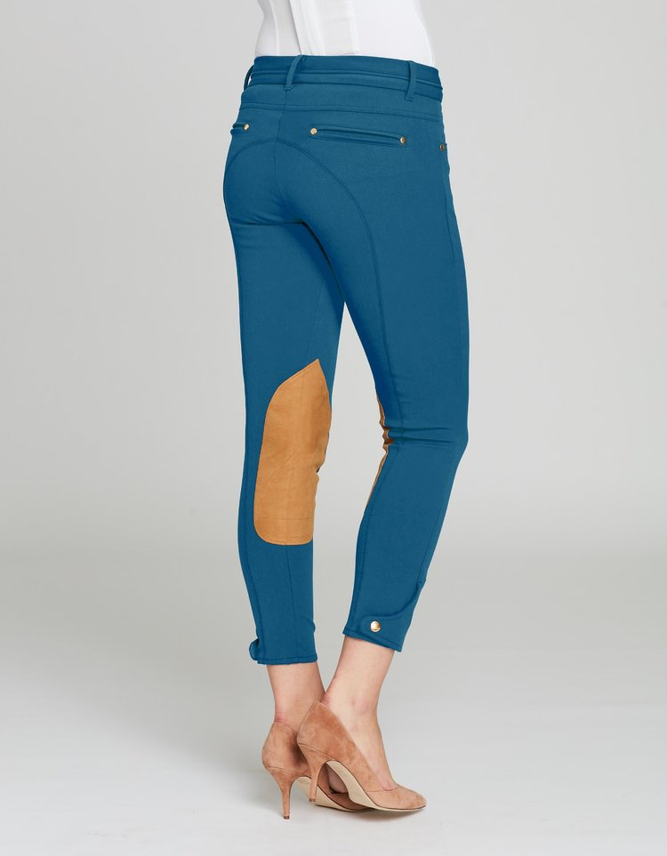 Tribeca w Tan City Breech - The Polished Rider