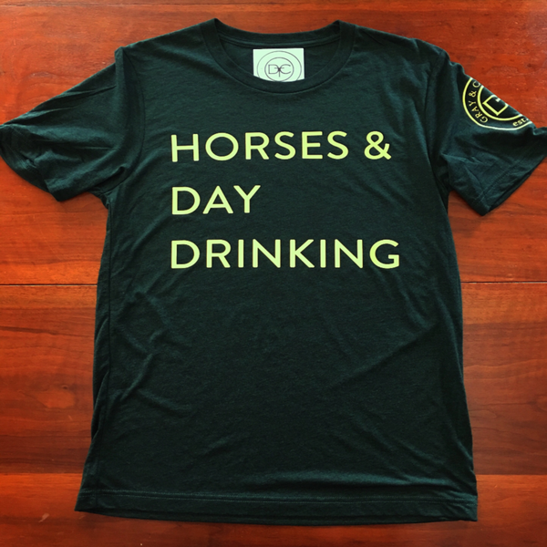 Horses & Day Drinking - The Polished Rider