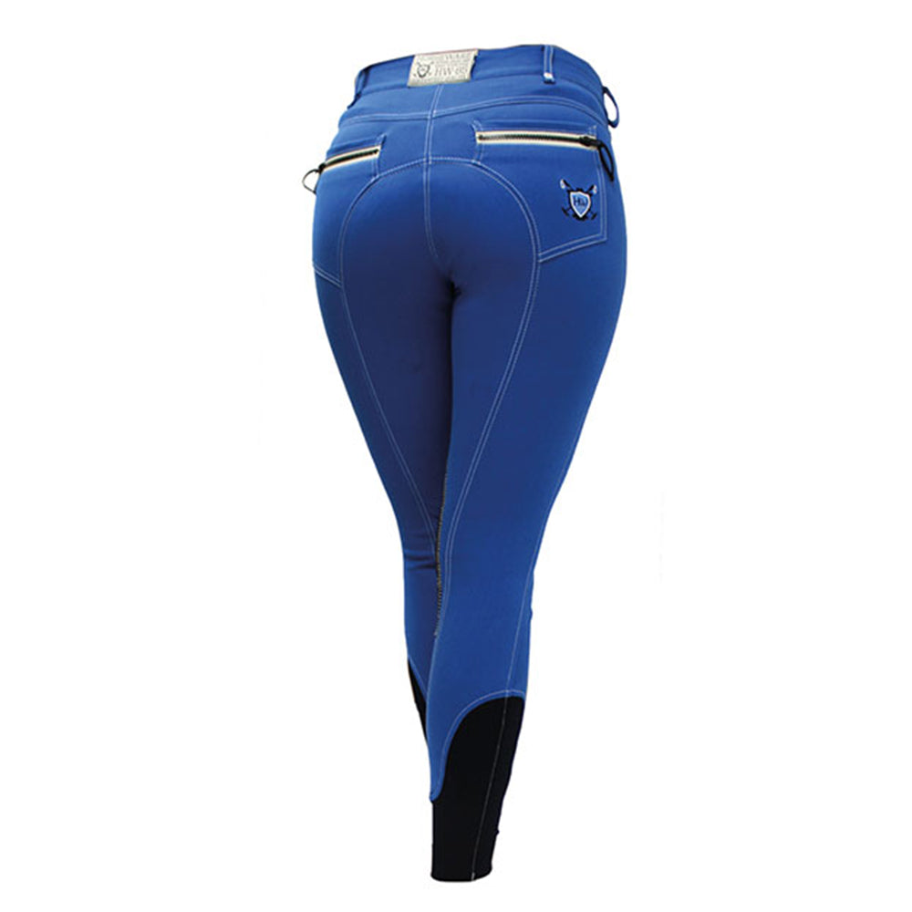 Adalie Breeches Sky Blue - The Polished Rider