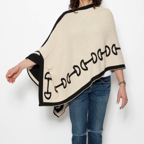 Eco Horse Bit Poncho - The Polished Rider