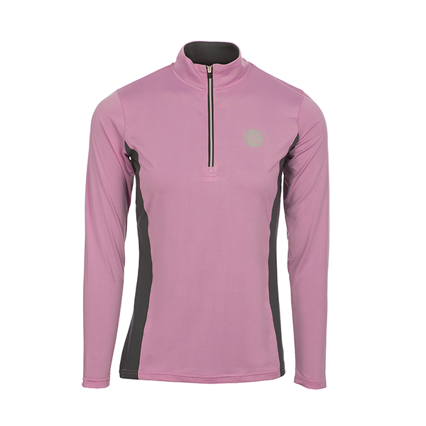 Aveen Half Zip Tech Top - The Polished Rider