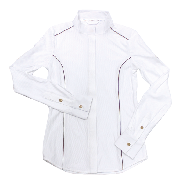 Ella Competition Shirt - The Polished Rider