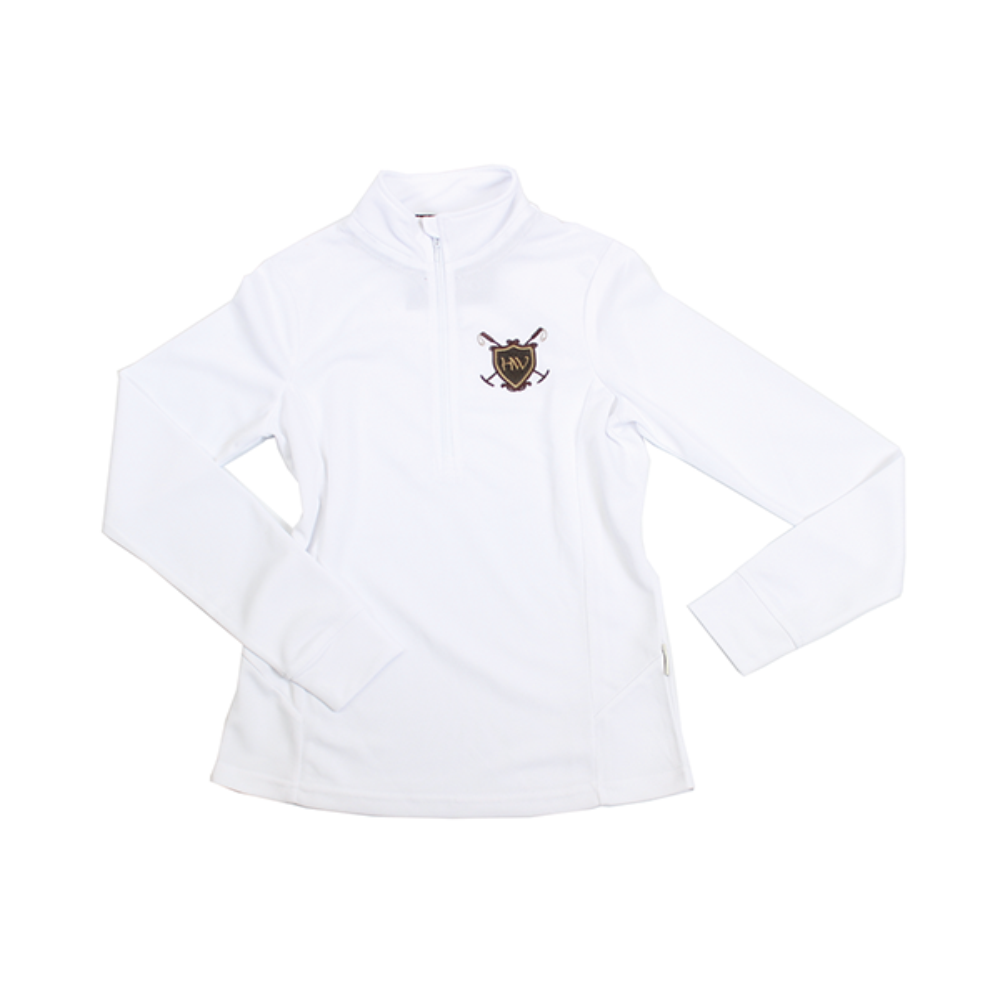 Elena Long Sleeve Technical Top - The Polished Rider