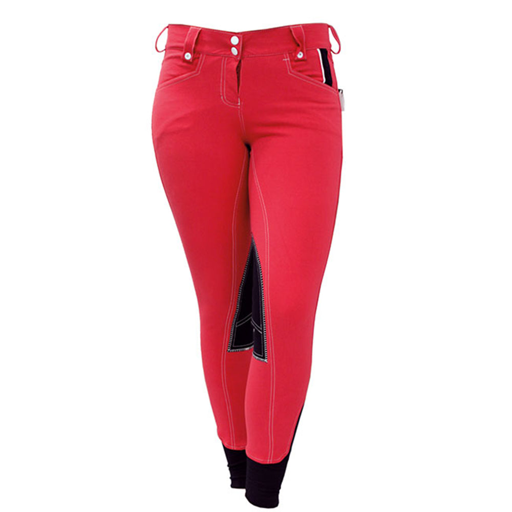 Adalie Breeches Watermelon - The Polished Rider
