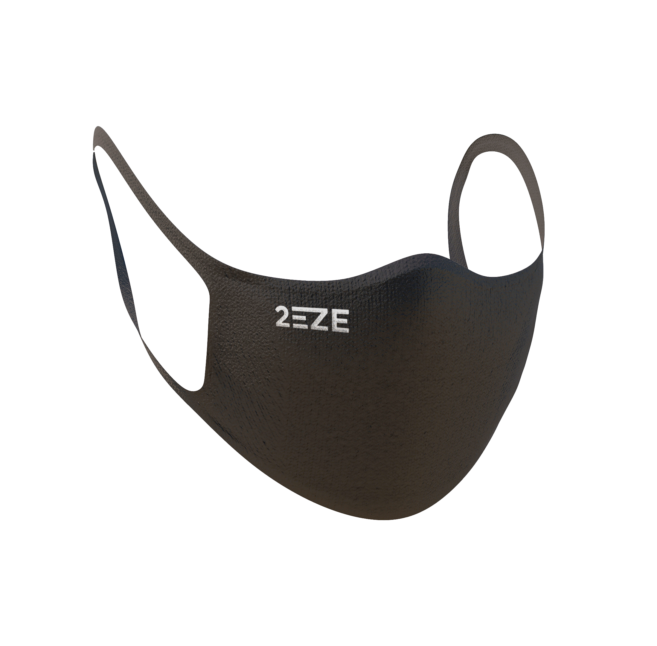 2eze Reusable Cotton Face Masks *Embroidered Logo*