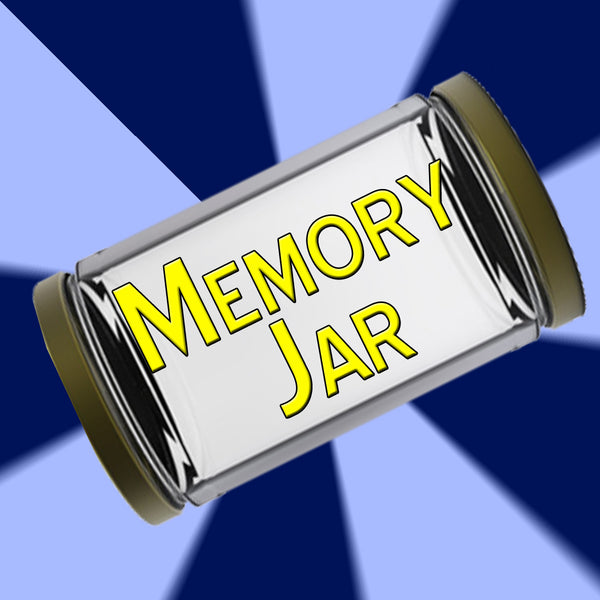 Memory Jar Party Idea