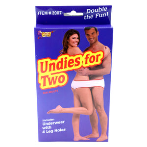 Fundies - Underwear for Two