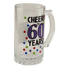 60th Birthday Tankard