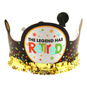 Retirement Crown
