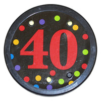 Light Up 40 Button