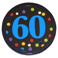 Light Up 60 Button