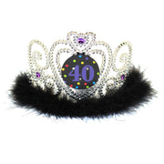 40th Birthday Light Up Tiara