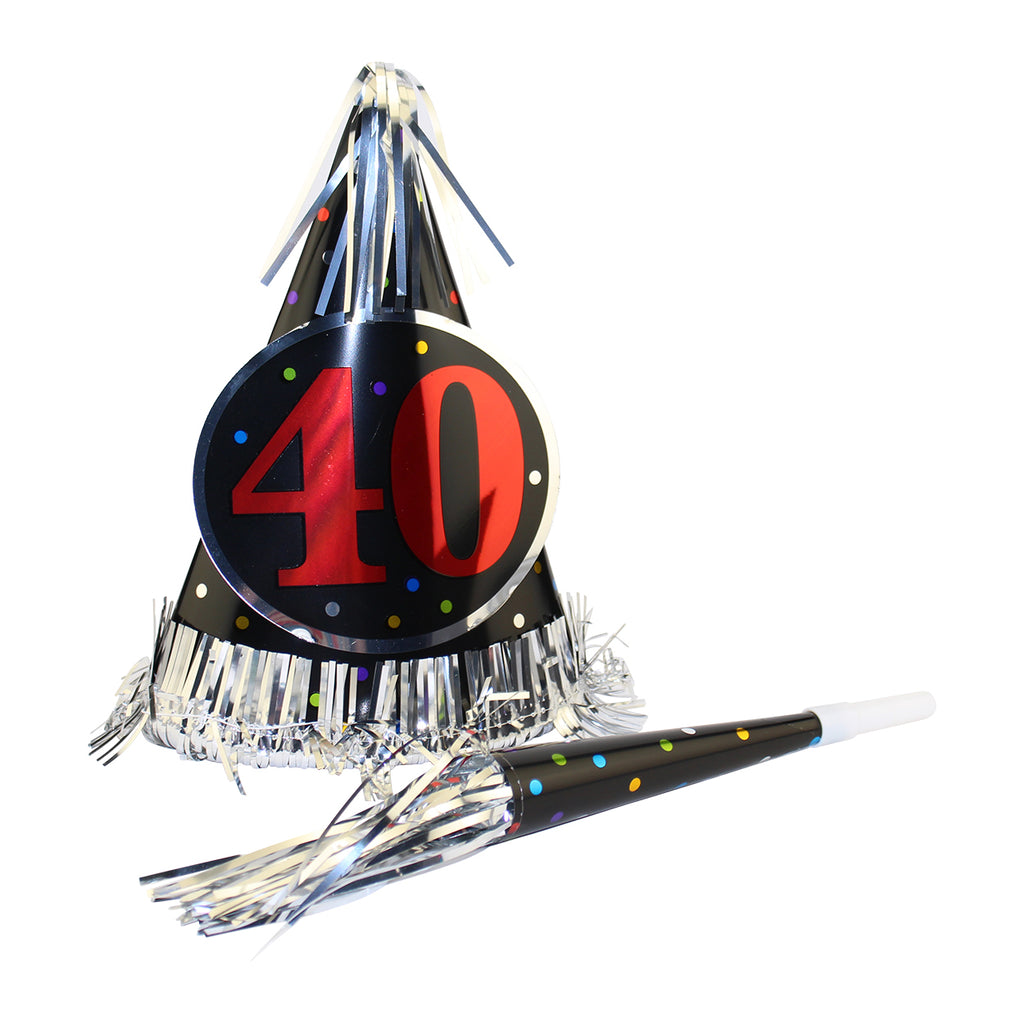 40th Birthday Celebration Kit