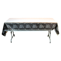 Sparkling Happy Birthday Table Cover