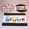 Retirement Room Decoration Kit