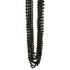 Black Beads 12 Necklaces
