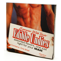 Edible Undies (Mens)