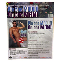 Pin the Macho on the Man How to Play