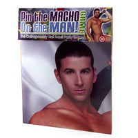 Pin the Macho on the Man Package