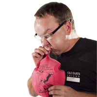 Blowing Up the Whoopee Cushion