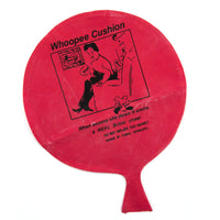 Whoopee Cushion Deflated