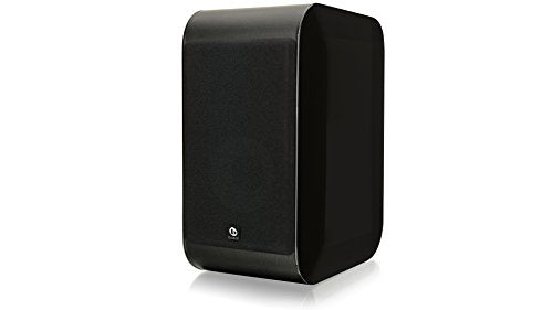 Boston Acoustics M25 5 1/4-Inch 2-Way Bookshelf Speaker: 1-In EWB Dome Tweeter
