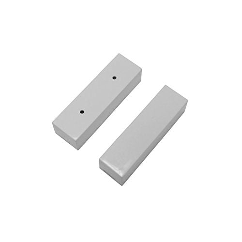 ALEKO BS-MC18S 1 Set Magnetic Contact Reed Switch Security Alarm Contact For Doors Windows and Other Applications