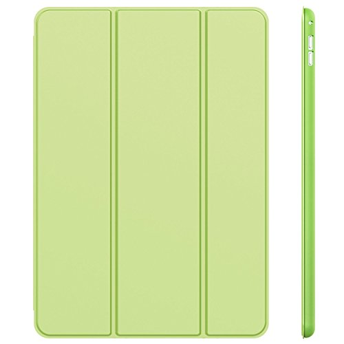 Ipad pro 12.9 case,StrangeNose (TM) Lightweight Smart-shell stand cover case with Auto Wake / Sleep,Three Fold case cover with Back case for Ipad pro 12.9. (green)