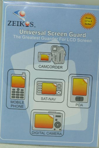 LCD Screen Protector Anti Scratch, Original Color , Anti UV / Glare, Anti Dust , Easy DRY For Pentax X90
