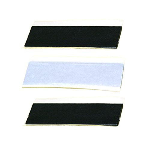 "Pitch Pad 3 Pack Strip Sealing Tape TV Antenna Mount Weather Proof Tar 1"" x 5"" Inch Antenna Tri-Pod Pitch Pad Sealing Strip 1 Pack Tar Seal Proof Strips DSS"