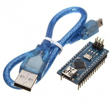 ATmega328P Arduino Compatible Nano V3 Improved Version With USB Cable