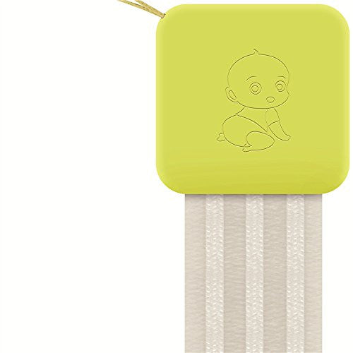 DDiaper Baby Talking Pee and Poop Alarm Economical Attire 25pcs 3 colours Diapers Monitor for Monitor Two Babys Record and Analyze Data Avoid The Red Buttocks Alert You (M, Yellow)