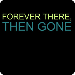 Forever There, Then Gone