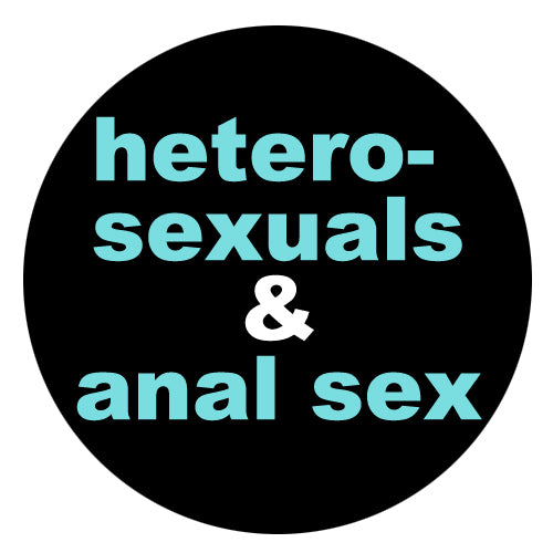 How Heterosexuals Have Anal Sex
