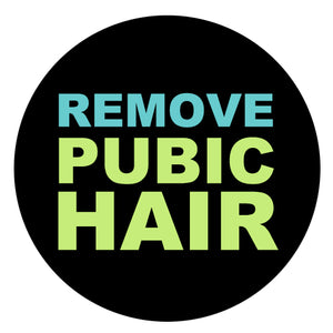 How To Remove Pubic Hair