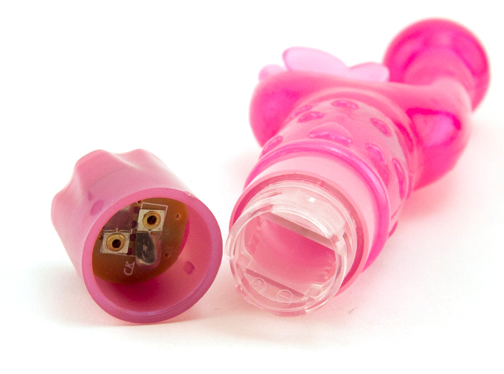 The butterfly vibrator