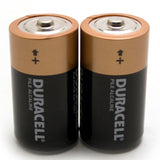 Two C Batteries