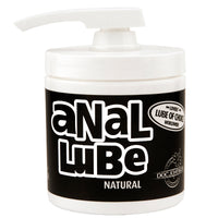 Doc Johnson's Natural Anal Lube - 6 oz.