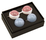 Lelo Luna Kegel Exercise Balls - For Fitness and Pleasure