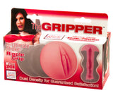 The Gripper Ripple Grip Masturbator - Box Front