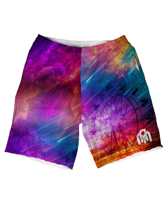 A Night to Remember Men's Athletic Shorts-Front