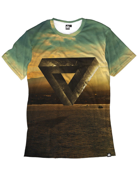 Altered Reality Men's Tee-Front