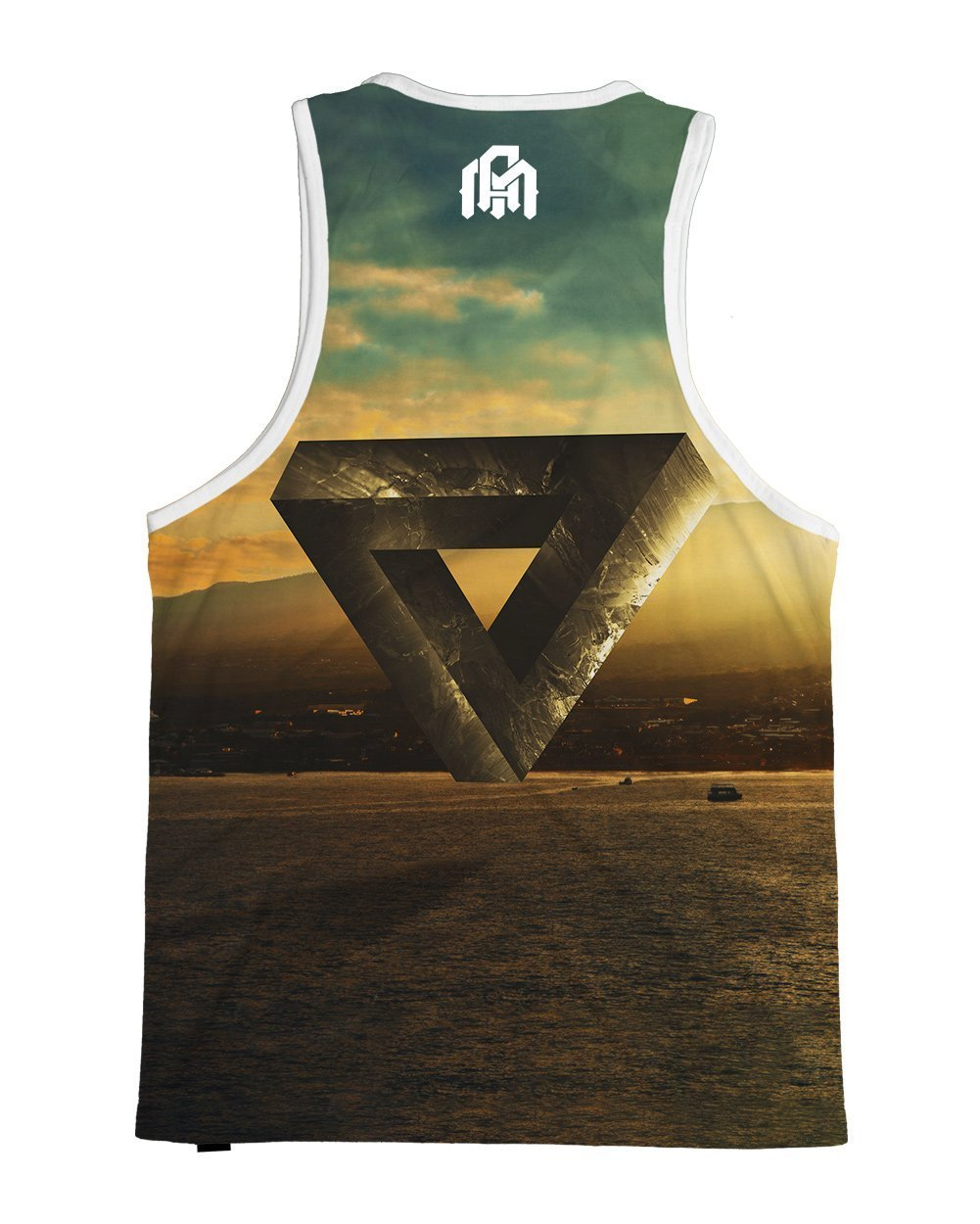 Altered Reality Men's Tank Top-Back