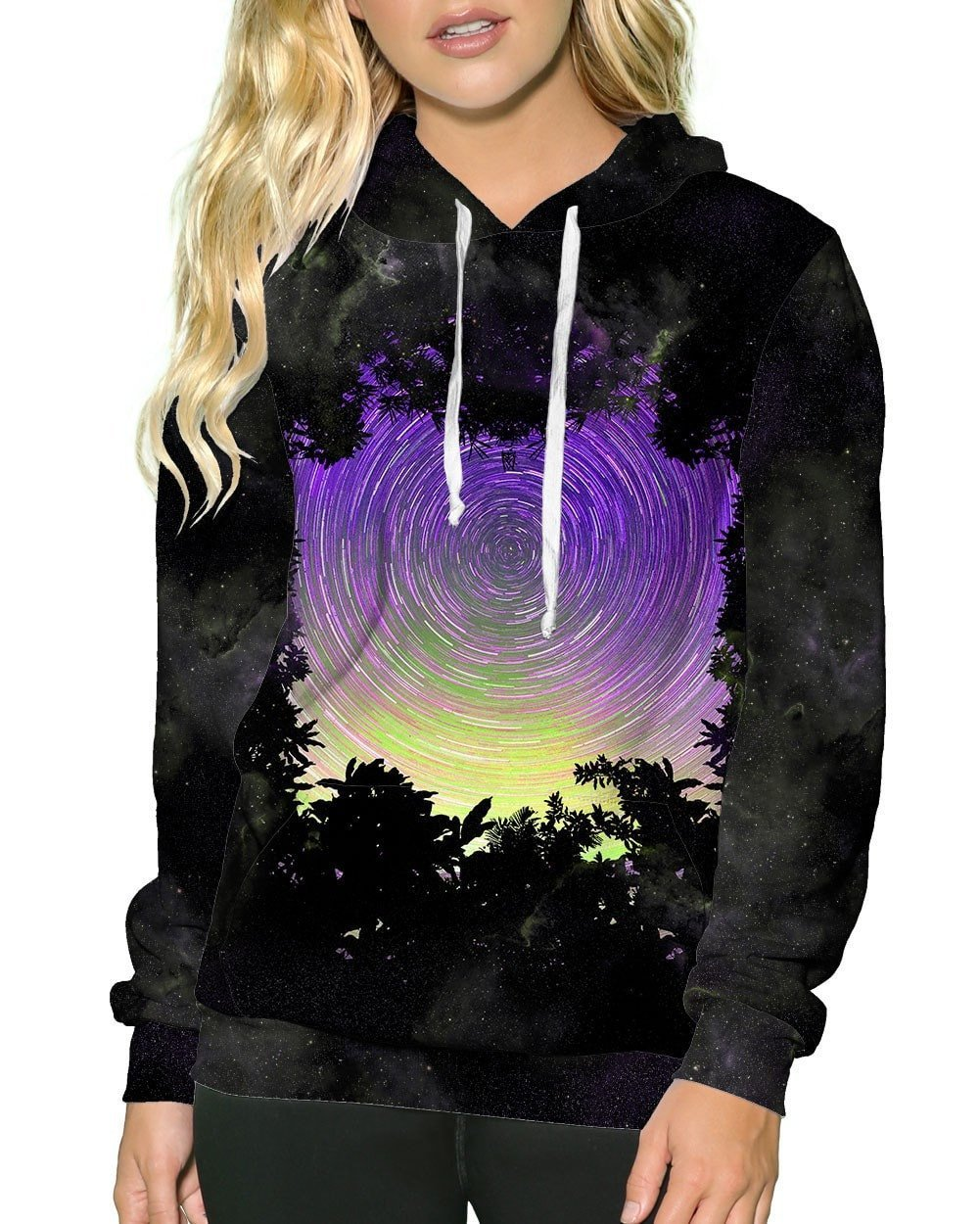 Astro Spiral Pullover Hoodie