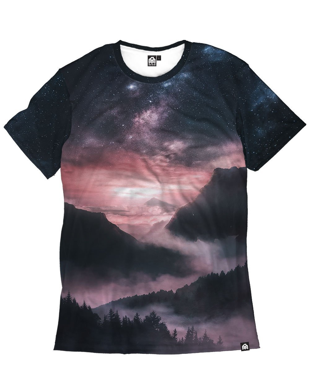 At Dusk Men's Tee-Male-Front