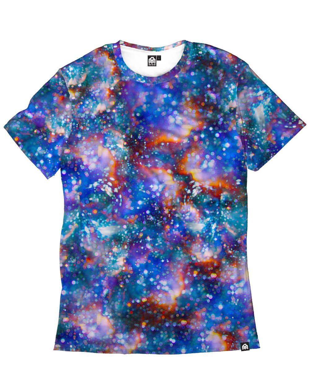 Atomic Haze Men's Tee-Front