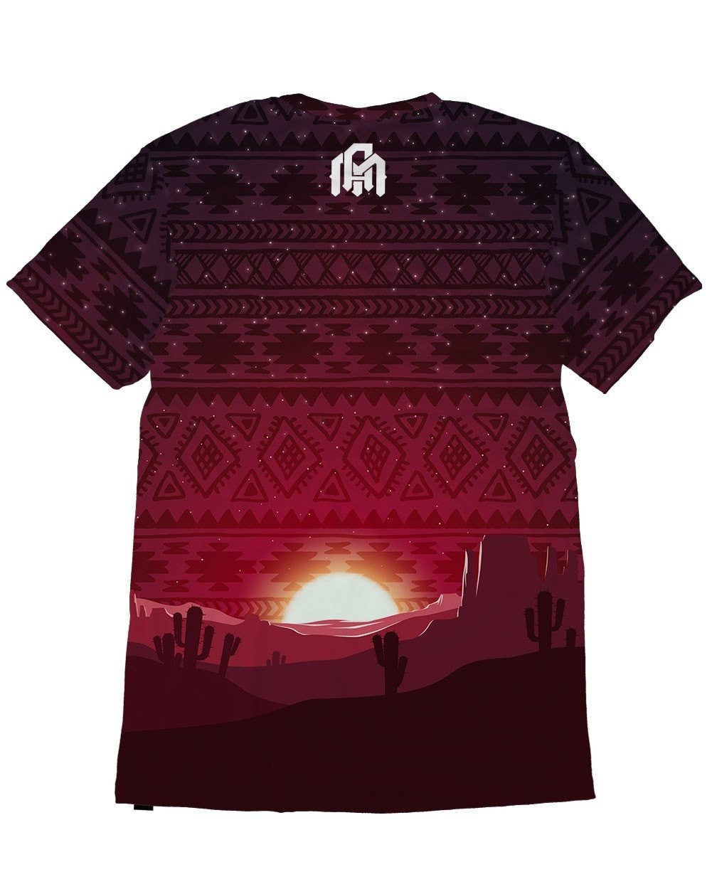 Aztec Sunset Men's Tee