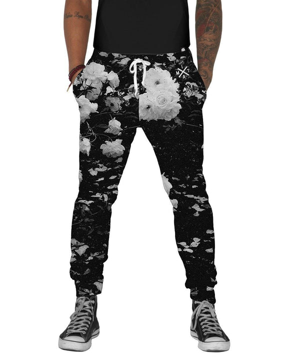 Black Rose Joggers-front